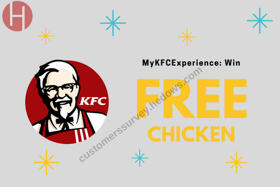 MyKFCExperience Win Free chicken