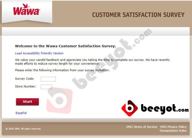 mywawavisit.com Step 1 Browser Website