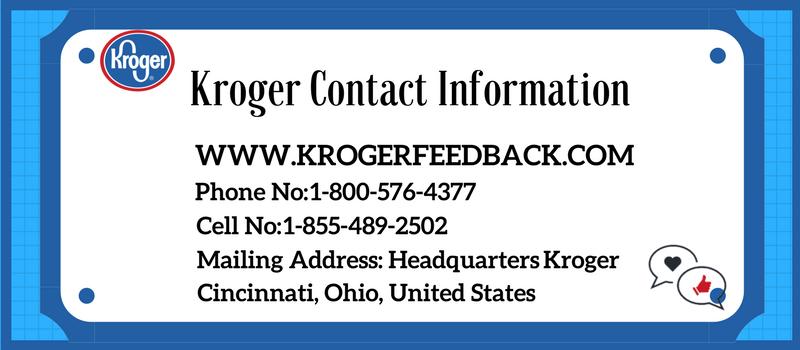 Krogerfeedback.com