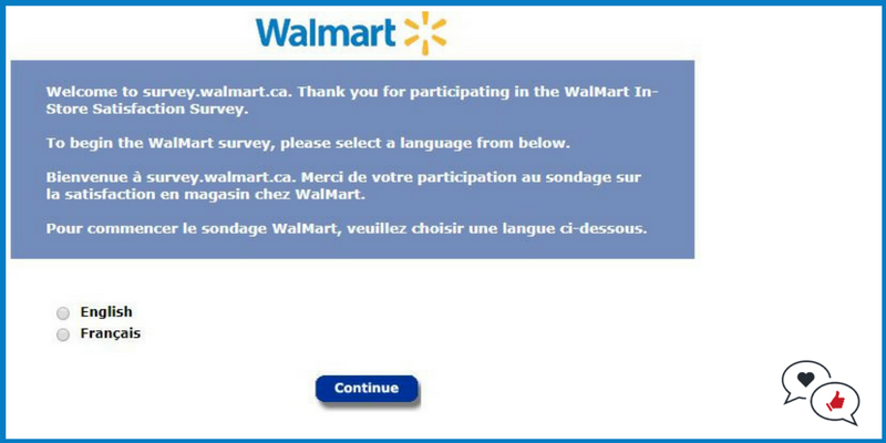 Walmart 1000 gift card survey