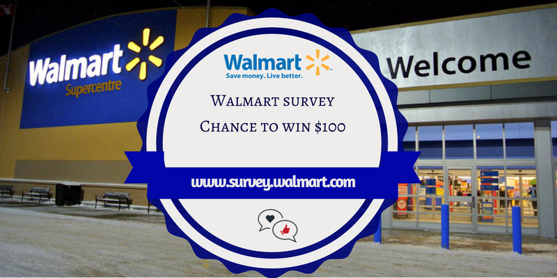 walmart survey Walmart Survey: How To Get Free $100 Gift Card From Walmart Survey? Walmart Survey