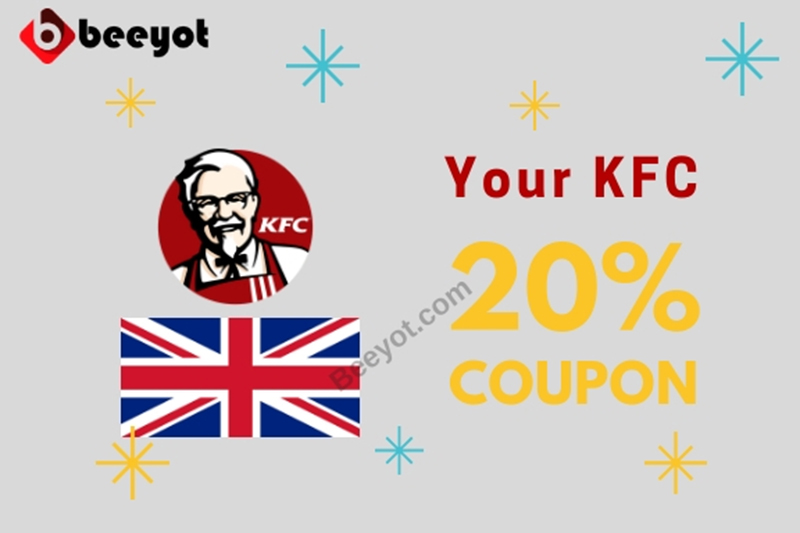 Your KFC Your KFC: Get 20% off Prize at United Kingdom KFC® Your KFC