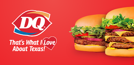 Dairy Queen Texas - That's what I love About texas!