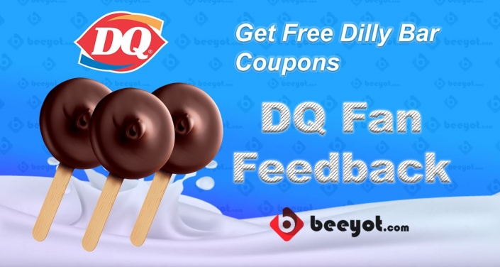DqFanFeedback.com free dilly bar coupons