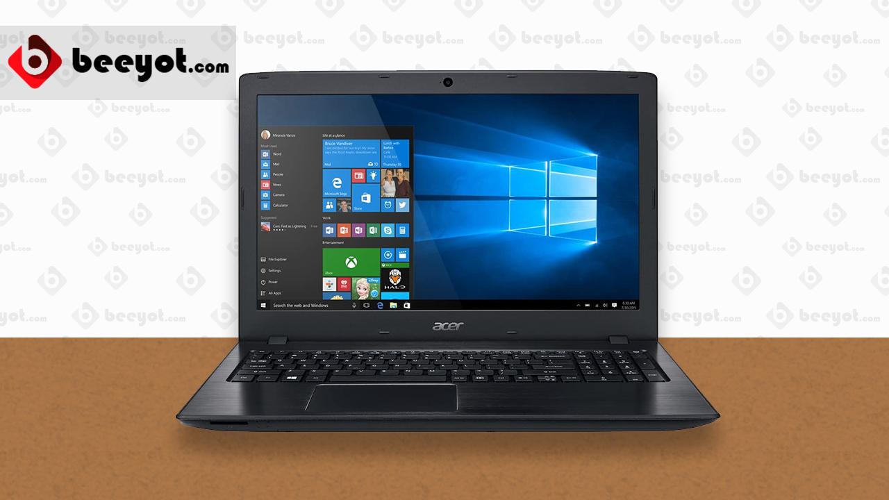 Acer Aspire E15 series Review