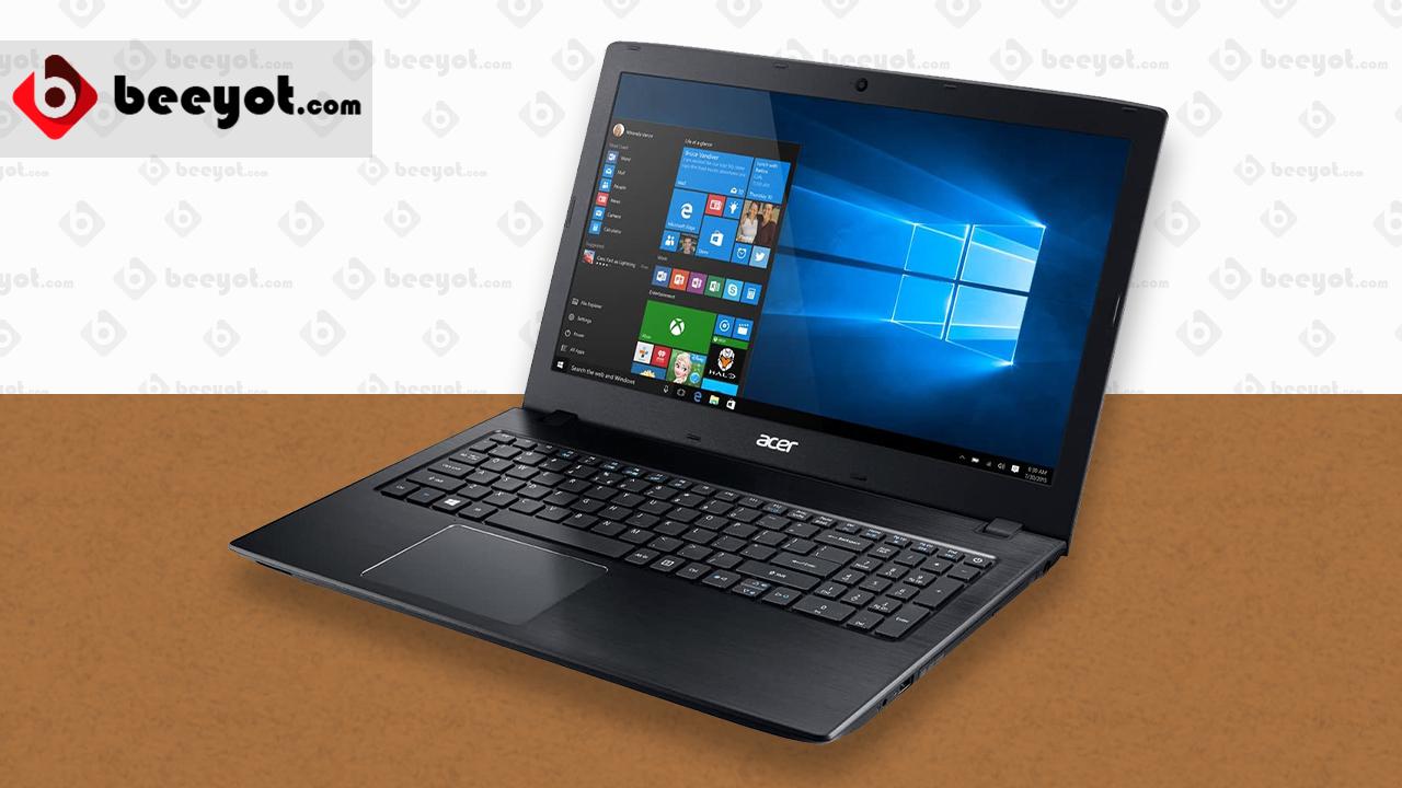 Acer Aspire E15 design & display