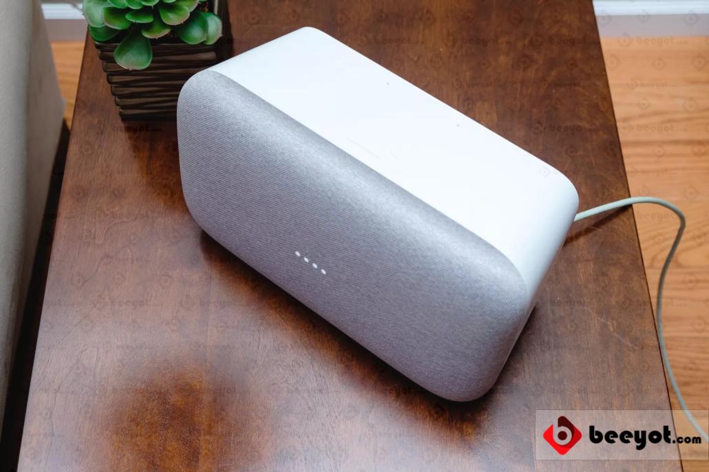 Google Home Max Sound Review
